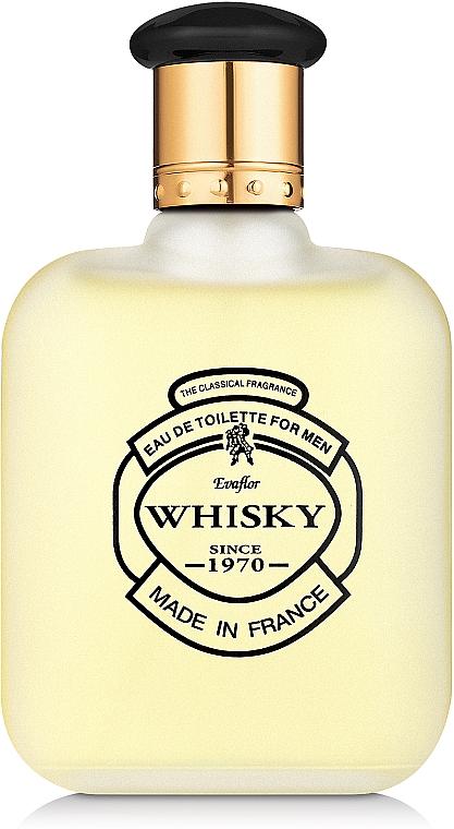 Evaflor Whisky - Apă de toaletă