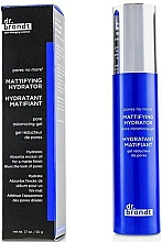Parfumuri și produse cosmetice Gel hidratant matifiant pentru strângerea porilor - Dr. Brandt Pores No More Mattifying Hydrator Pore Minimizing Gel