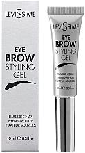 Parfumuri și produse cosmetice Gel pentru sprâncene - LeviSsime Eye Brow Styling Gel