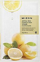 Parfumuri și produse cosmetice Mască folie cu vitamina C - Mizon Joyful Time Essence Vitamin C Mask