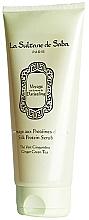 Parfumuri și produse cosmetice La Sultane de Saba Ginger Green Tea - Scrub cu proteine de mătase pentru corp