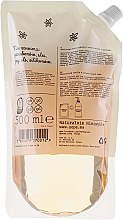 "Săpun lichid ""Vanilie"" (doy pack) - Yope Vanilla & Cinnamon Natural Liquid Soap Refill Pack — Imagine N2"