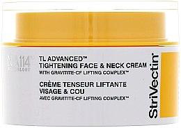 Parfumuri și produse cosmetice Cremă pentru față și gât - StriVectin Tl Advanced Tightening Face And Neck Cream