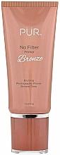 Parfumuri și produse cosmetice Primer pentru față - Pur No Filter Blurring Photography Primer Bronze Glow
