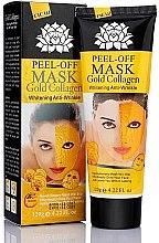 Parfumuri și produse cosmetice Mască peel-off cu aur și colagen - Peel Off Mask Gold Collagen