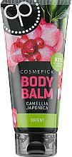 Parfumuri și produse cosmetice Balsam intensiv hidratant cu aromă de camelia japoneză pentru corp - Cosmepick Body Balm Camellia Japonica