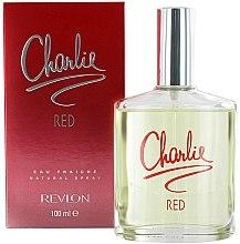 Parfumuri și produse cosmetice Revlon Charlie Red - Spray de corp
