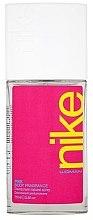Parfumuri și produse cosmetice Nike Pink Woman - Deodorant spray