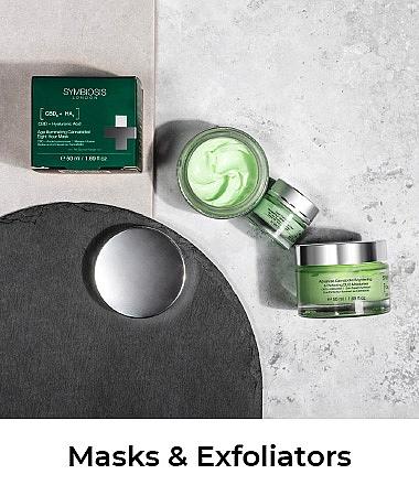 Masks & Exfoliators