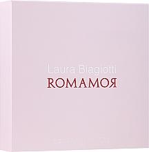 Parfumuri și produse cosmetice Laura Biagiotti Romamor - Set (edt/25ml + edt/10ml)