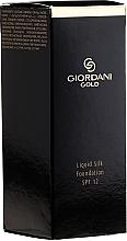 Parfumuri și produse cosmetice Fond de ten bază lichid - Oriflame Giordani Gold