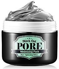 Parfumuri și produse cosmetice Mască cu cărbune pentru curățarea porilor - Secret Key Black Out Pore Minimizing Pack