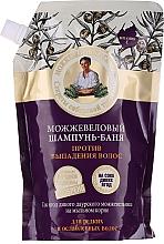 """Șampon-baie """"Împotriva căderii părului"""" - Rețetele bunicii Agafia (doy-pack) — Imagine N1"""