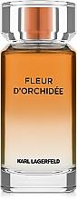 Parfumuri și produse cosmetice Karl Lagerfeld Fleur D'Orchidee - Apă de parfum