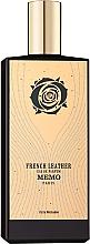 Parfumuri și produse cosmetice Memo French Leather - Apă de parfum