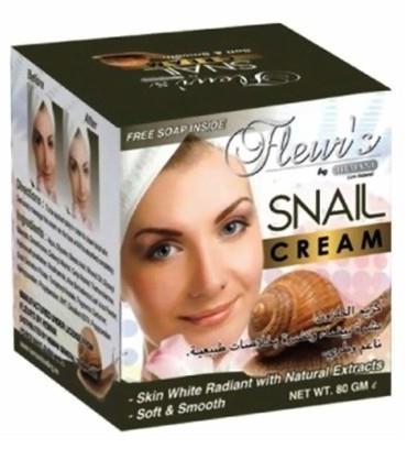 Set - Hemani Fleurs Snail Cosmetic Set (f/cr/80ml + soap/30ml) — Imagine N2