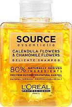 Parfumuri și produse cosmetice Șampon pentru scalp sensibil - L'Oreal Professionnel Source Essentielle Delicate Shampoo
