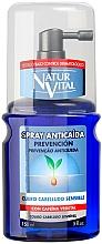 Parfumuri și produse cosmetice Spray împotriva căderii părului - Natur Vital Anticaida Prevencion Cuero Cabelludo Sensible Spray