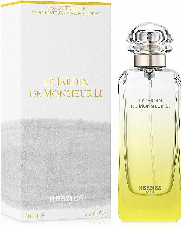 Hermes Le Jardin de Monsieur Li - Apă de toaletă — Imagine N2