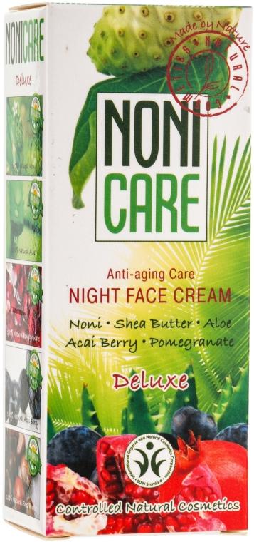 Cremă de noapte antirid - Nonicare Deluxe Night Face Cream — Imagine N1