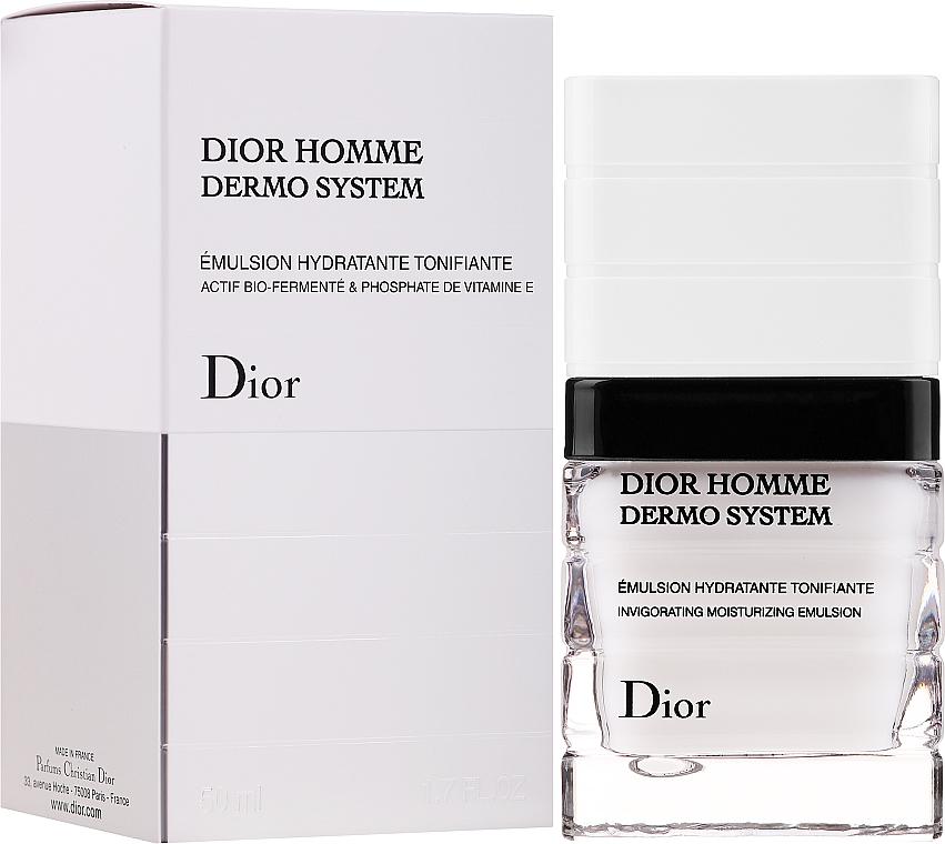 Emulsie - Dior Homme Dermo System Emulsion  — Imagine N2