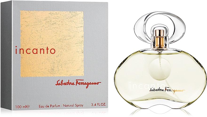 Salvatore Ferragamo Incanto - Apă de parfum — Imagine N2