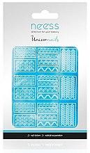 Parfumuri și produse cosmetice Nail Stickers, 3694 - Neess