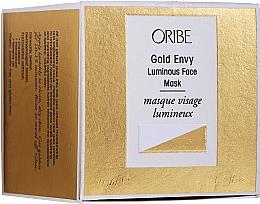 Parfumuri și produse cosmetice Mască de față - Oribe Gold Envy Luminous Face Mask