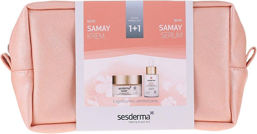 Set - SesDerma Laboratories Samay (ser/30ml + cr/50ml + bag) — Imagine N1
