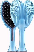Parfumuri și produse cosmetice Pieptene pentru păr - Tangle Angel 2.0 Detangling Brush Matt Satin Blue/Grey