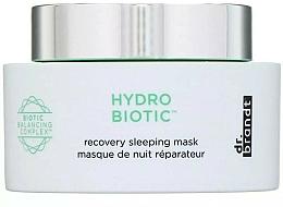 Parfumuri și produse cosmetice Mască regenerantă de noapte cu complex biotic - Dr. Brandt Hydro Biotic Recovery Sleeping Mask