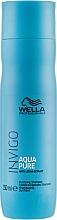 Parfumuri și produse cosmetice Șampon - Wella Professionals Invigo Aqua Pure Shampoo