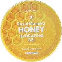 "Parfumuri și produse cosmetice Gel hidratant de corp ""Royal Manuka Honey"" - Dewytree Royal Manuka Honey Hydrating Gel"