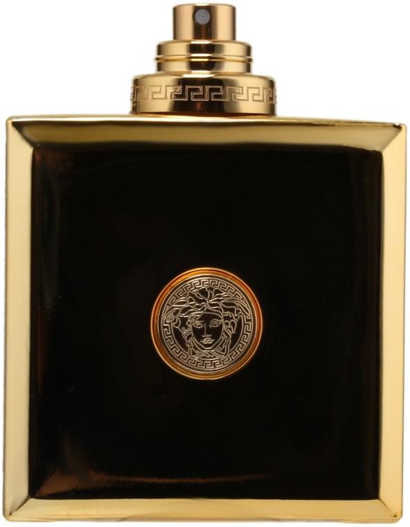 Versace Pour Femme Oud Oriental - Apă de parfum (tester fără capac)