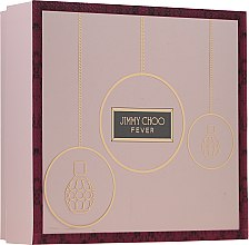 Parfumuri și produse cosmetice Jimmy Choo Fever - Set (edp 60 ml + b/lot 100 ml)