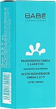 """Parfumuri și produse cosmetice Ulei regenerant """"Rose Mosque"""" - Babe Laboratorios Regenerating Rosa Moschata Oil"""