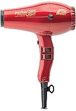 Parfumuri și produse cosmetice Uscător de păr - Parlux Dryer Power Light 385 Red