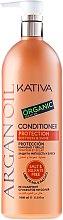 Balsam hidratant pentru păr cu ulei de argan - Kativa Argan Oil Conditioner — Imagine N5