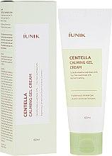 Parfumuri și produse cosmetice Cremă de față - IUNIK Centella Calming Gel Cream