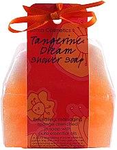 Parfumuri și produse cosmetice Săpun-burete - Bomb Cosmetics Tangerine Dream Shower Soap