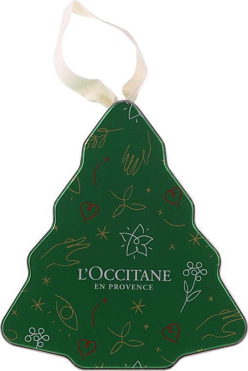 Set - L'Occitane Almond Tree (sh/oil/30ml + milk/20ml + h/cr/10ml) — Imagine N2