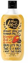 """Parfumuri și produse cosmetice Cremă-gel de duș """"Nutriție"""" - MonoLove Bio Mango-Bali Nourishing"""