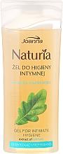 Parfumuri și produse cosmetice Gel pentru igiena intimă - Joanna Naturia Intimate Hygiene Gel
