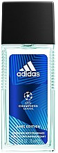 Parfumuri și produse cosmetice Adidas UEFA Champions League Dare Edition - Deodorant