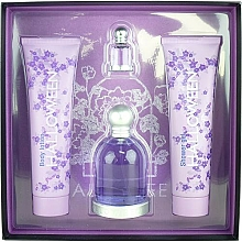 Parfumuri și produse cosmetice Jesus Del Pozo Halloween - Set (edt/100ml+b/l/150ml+sh/g/150ml+mini/4.5ml)