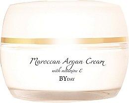 Parfumuri și produse cosmetice Cremă de zi pentru față - Nacomi Moroccan Argan Cream With Vitamin E