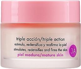Parfumuri și produse cosmetice Cremă de față - Pond's Cuidado Esencial Triple Accion