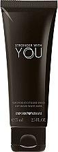 Parfumuri și produse cosmetice Giorgio Armani Emporio Armani Stronger With You - Balsam pentru barbă