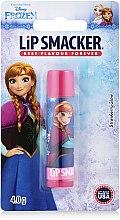 "Balsam de buze ""Frozen Strawberry"" - Lip Smacker Frozen Strawberry Shake Caring Lip Balm — Imagine N1"