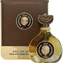 Parfumuri și produse cosmetice Armaf Oros the Inventor Brown - Apă de parfum